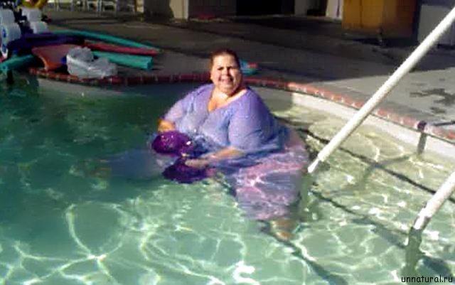 Pauline Potter 5 Самая тяжелая женщина в мире