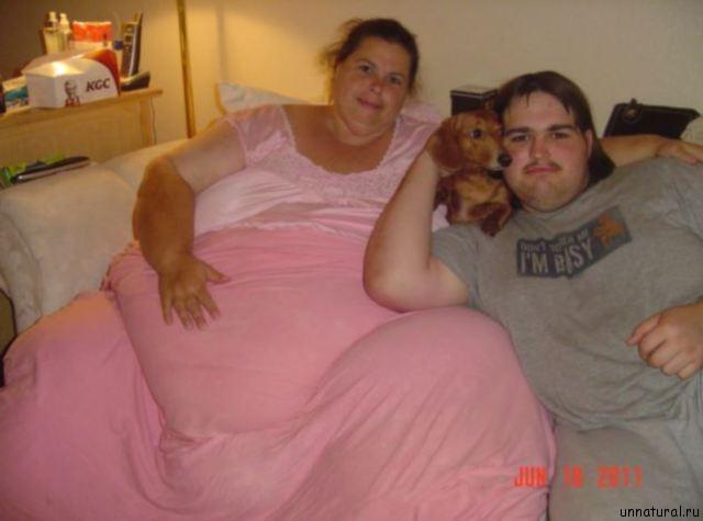 Pauline Potter 7 Самая тяжелая женщина в мире
