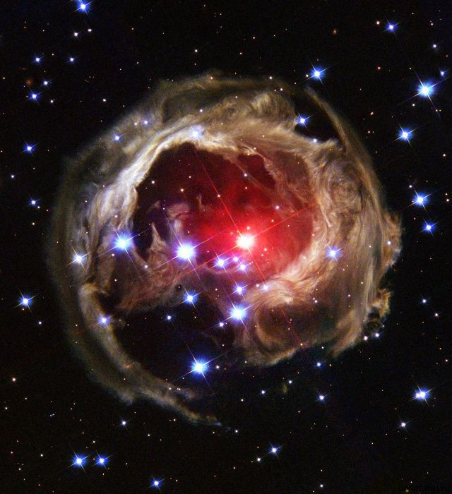 Starry Night milky way 11 самых удивительных и невероятных фотографий, сделанных космическим телескопом Хаббл