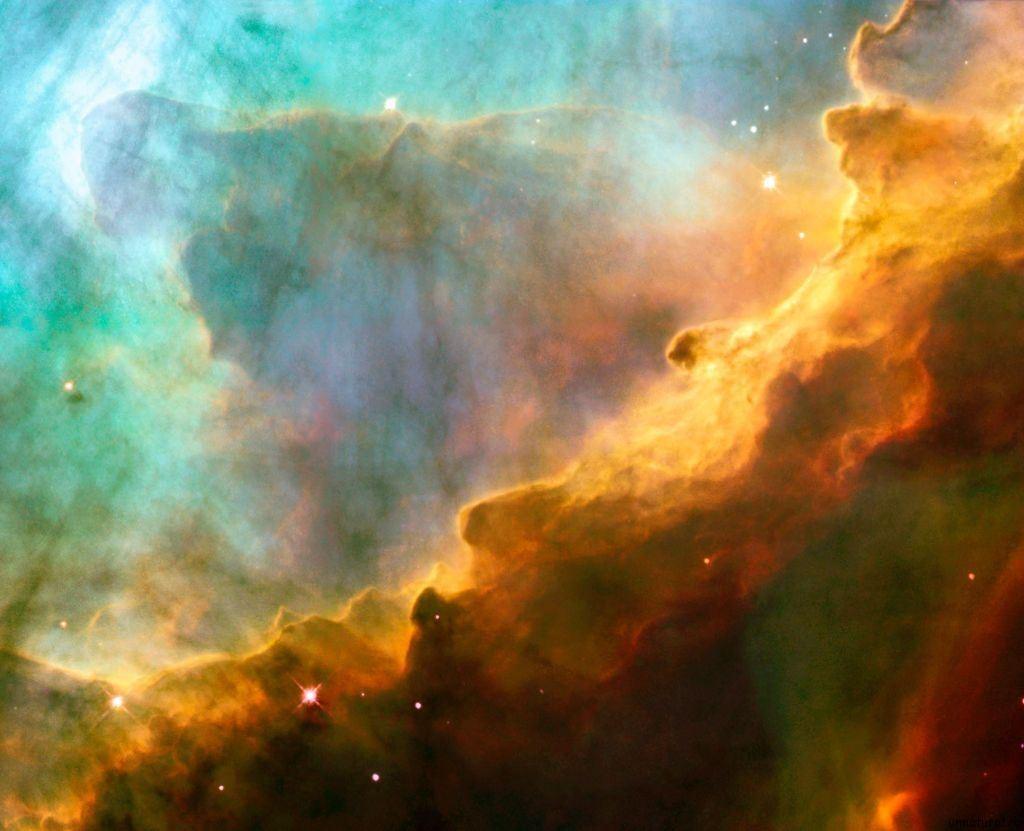 Swan Nebula Perfect Storm 11 самых удивительных и невероятных фотографий, сделанных космическим телескопом Хаббл