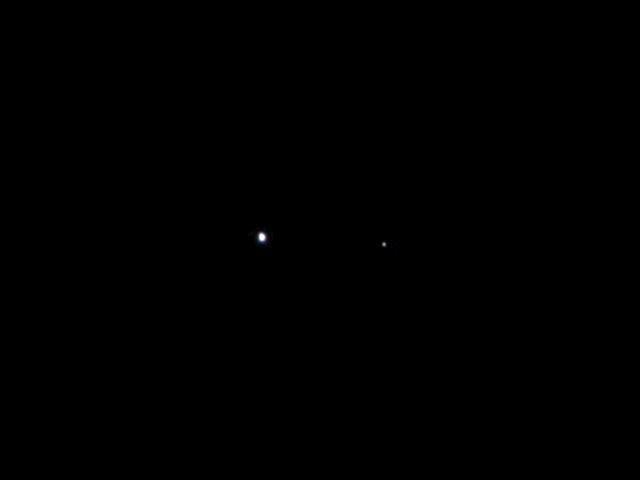juno Космическая фотосессия: межпланетная станция Юнона, отправившаяся к Юпитеру, бросила прощальный взгляд на Землю