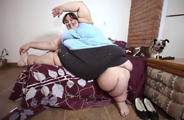 susanne eman Самая тяжелая женщина в мире