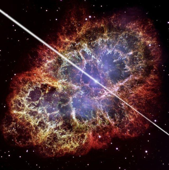 NGC 1952 1 Сверхновая звезда, озарившая своим светом Землю более 1000 лет назад, продолжает будоражить умы ученых