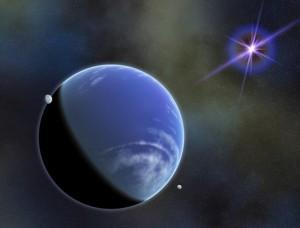 WD 0806 661 B 1 300x228 Астрономы обнаружили звезду, на поверхности которой царит вечное лето