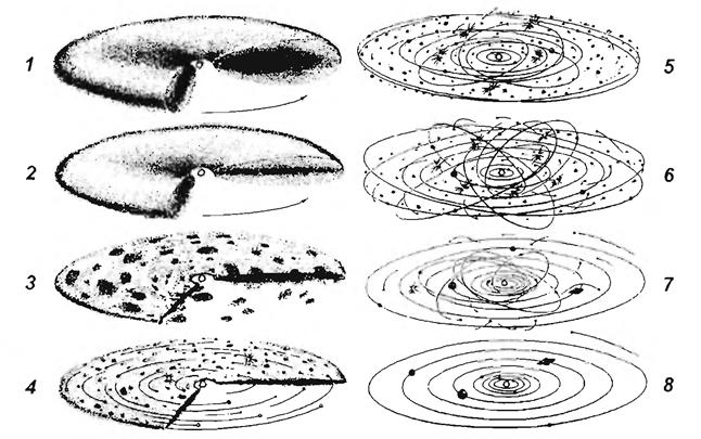 Стандартная модель эволюции