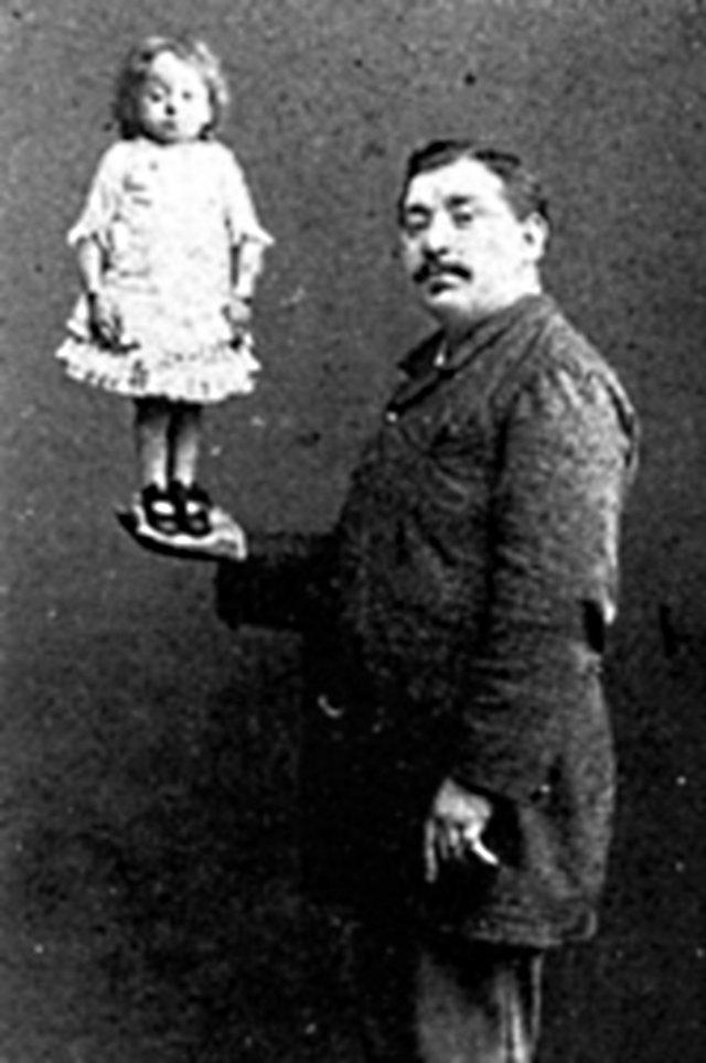 Pauline Musters 65 сантиметровая индианка стала самой маленькой женщиной в мире