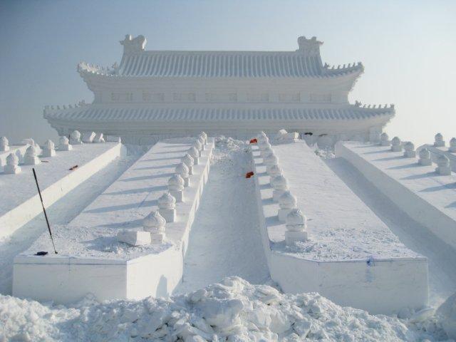 harbin snow festival m Самые удивительные и невероятные работы скульпторов со всего мира, ставшие жемчужинами Харбинского международного фестиваля ледяных и снежных скульптур