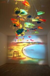 Rashad Alakbarov 1 200x300 Азербайджанский художник создает картины при помощи света и тени