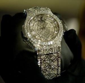 Hublot 1 300x293 Самые дорогие в мире часы стоят 5 миллионов долларов