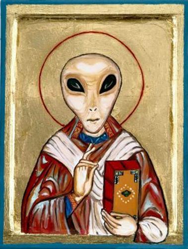 042612 0950 9 О «снежном человеке» и «Христе космонавте». Часть II
