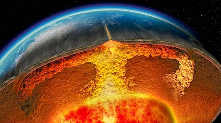 050312 2028 Earth11 Процессы в мантии Земли. Часть I