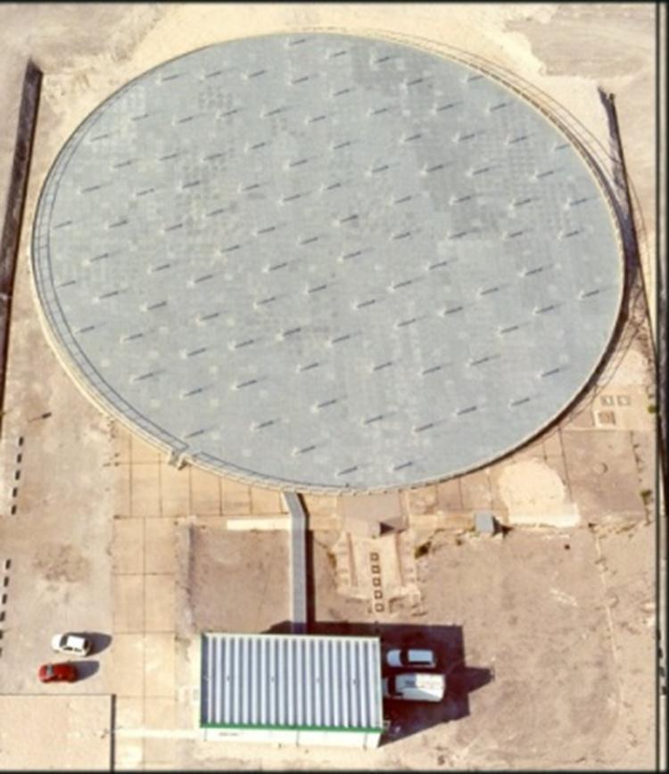 053112 0756 7 Возможности современных средств наблюдения за космическим мусором. Часть IV