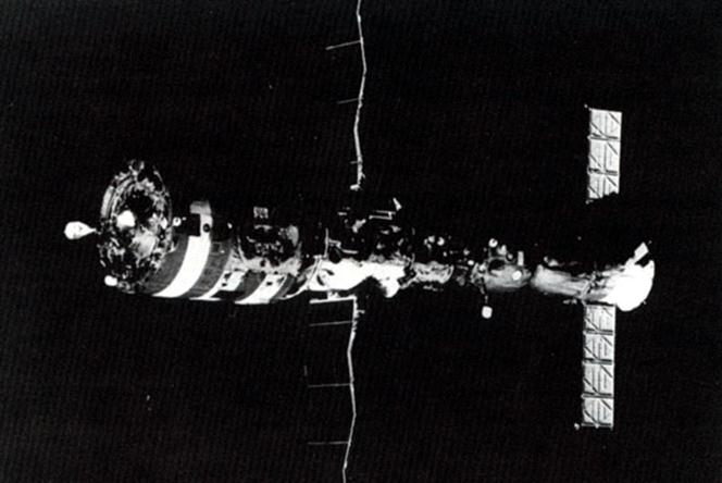 060812 0857 7 Мониторинг мелкого космического мусора. Часть III