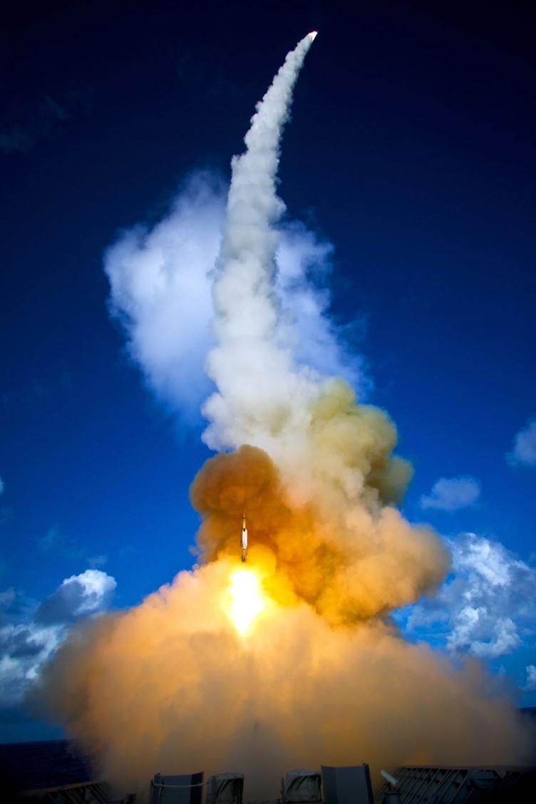 070312 1118 5 Первая в мире баллистическая ракета с ядерным зарядом