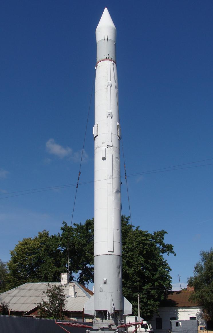 070312 1118 6 Первая в мире баллистическая ракета с ядерным зарядом