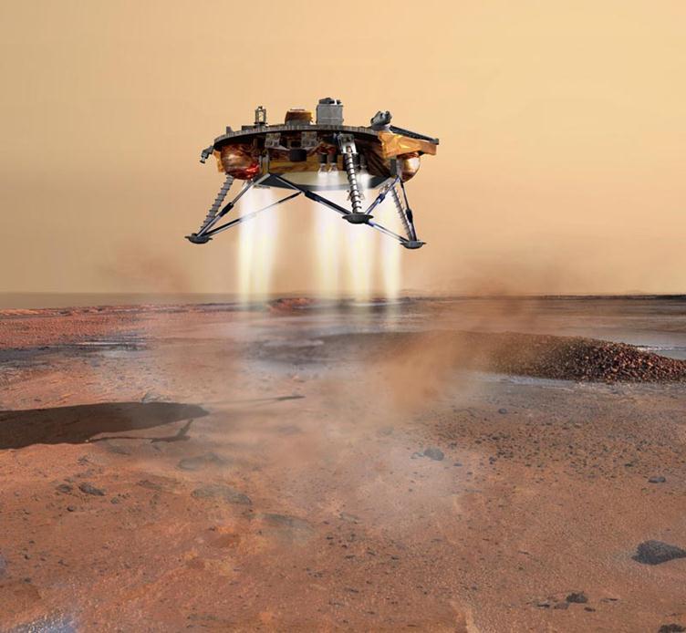 070812 1149 5 Полет на Марс