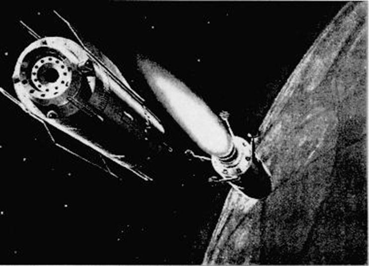 070812 1149 8 Полет на Марс