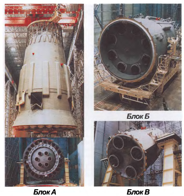 072412 1225 fgh11 Ракета носитель H1 — основа марсианского проекта Королева