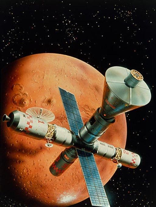 072812 0917 1 Марсианская программа СССР