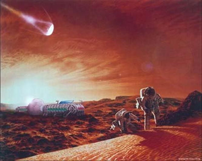 072812 0917 2 Марсианская программа СССР
