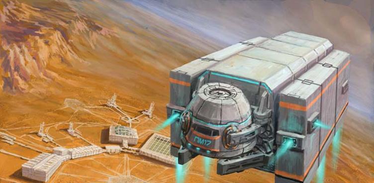 072812 0917 8 Марсианская программа СССР