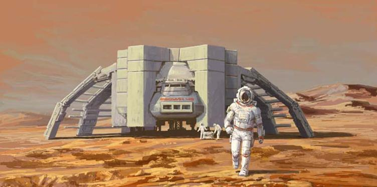 072812 0917 9 Марсианская программа СССР