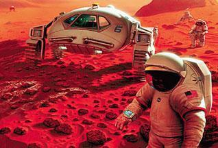 1739749708 1973200264 Марсианский пилотируемый ракетно космический комплекс
