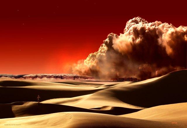 Martian Storm СКОЛЬКО БЫЛО МАРСИАНСКИХ ПРОЕКТОВ? Часть II