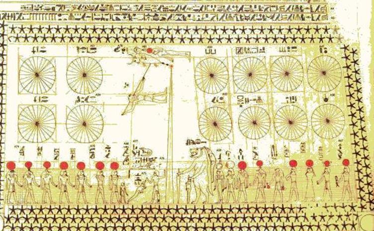 Пирамиды и брюхо Медведицы. Часть II