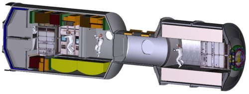 20121023 3 2 НАСА создает космический корабль для доставки людей на Марс