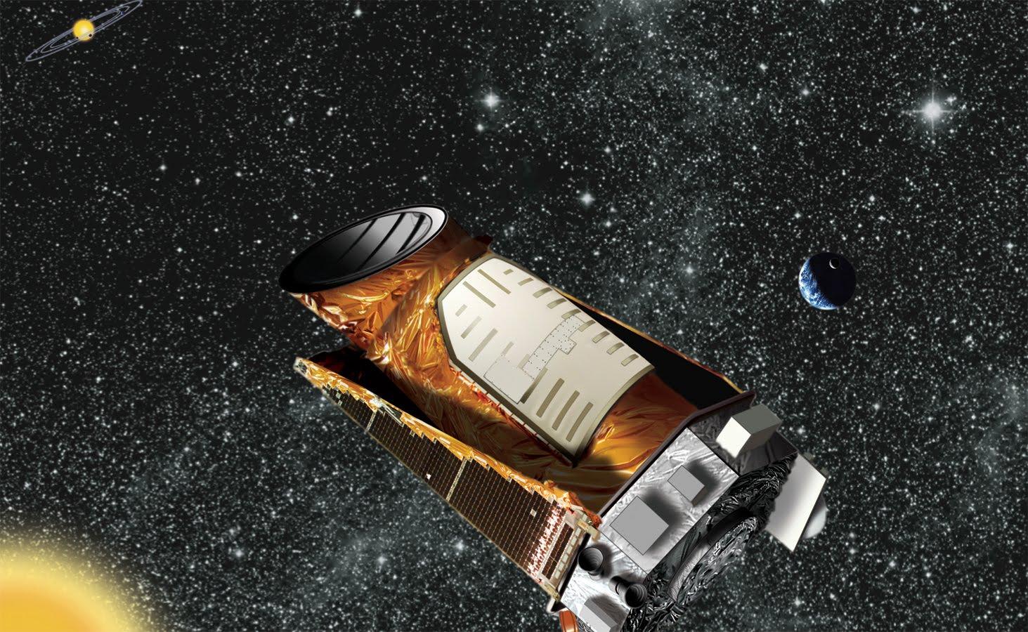 kepler20100615 full Посредством телескопа Кеплер учёные – астрофизики приступили к поиску сфер Дайсона  и внеземной жизни