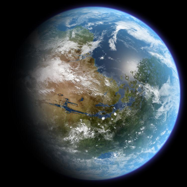 111412 2057 3 Там, где живут пришельцы: Солнечная система