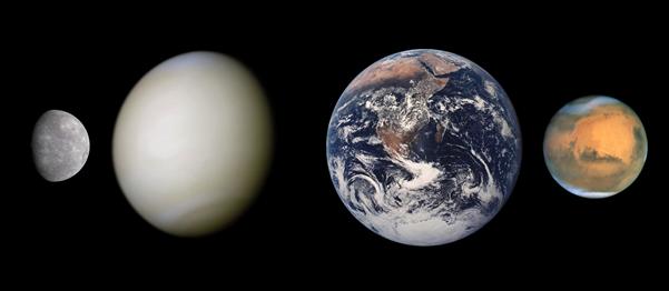 111412 2057 52 Там, где живут пришельцы: Солнечная система