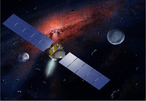 111412 2057 79 Там, где живут пришельцы: Солнечная система