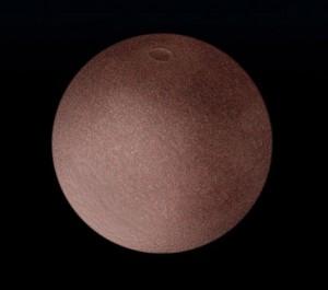 2005FY9art 300x265 Обнаруженная на самом краю Солнечной системы планета оказалась безжизненной ледяной пустыней