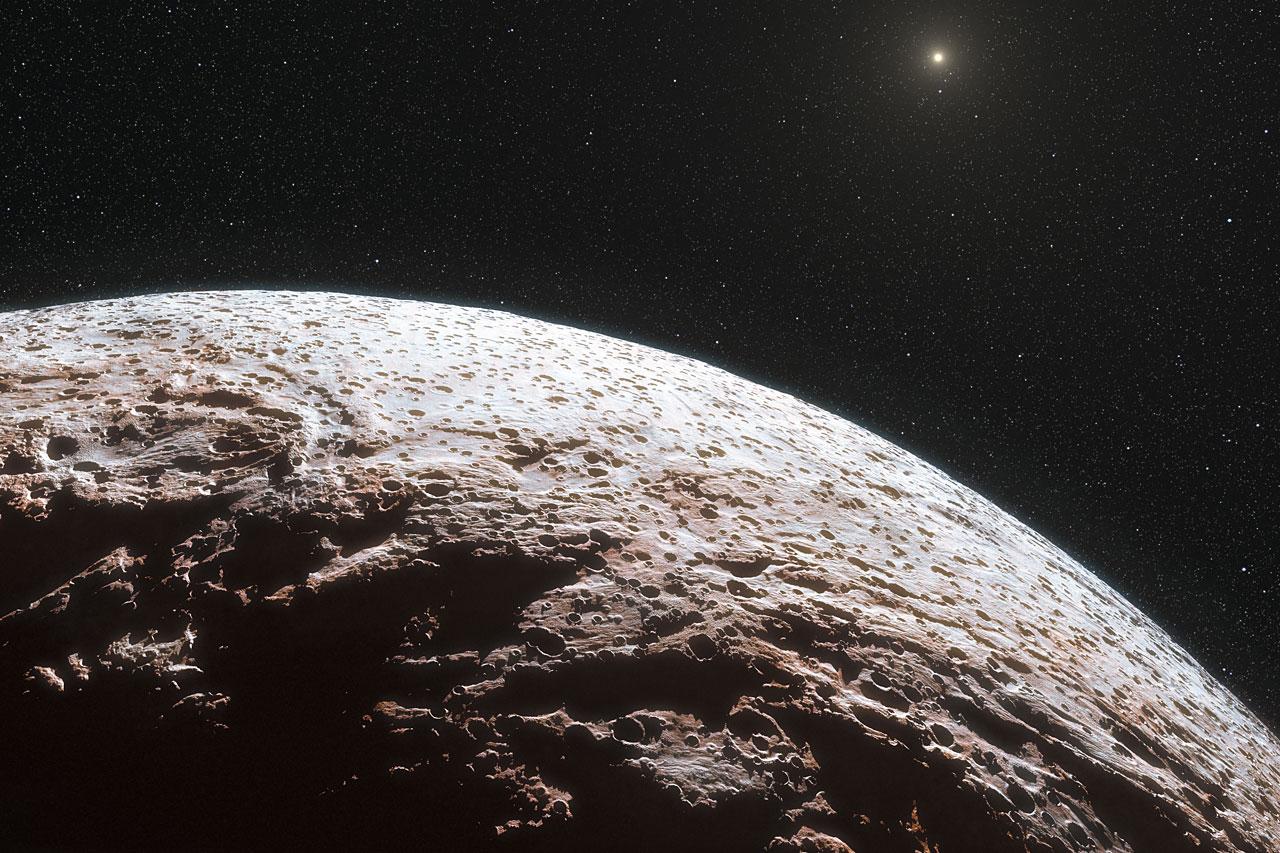 8u6fuj5du Обнаруженная на самом краю Солнечной системы планета оказалась безжизненной ледяной пустыней