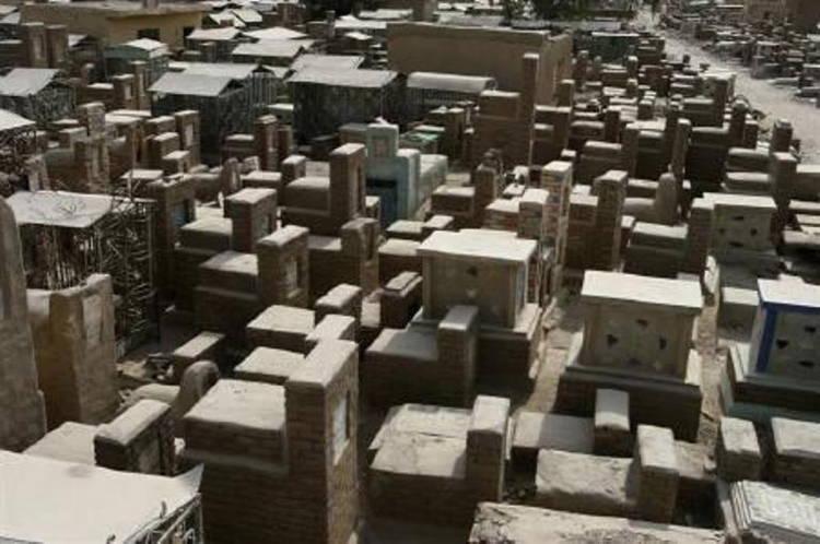 4 Самые необычные кладбища в мире