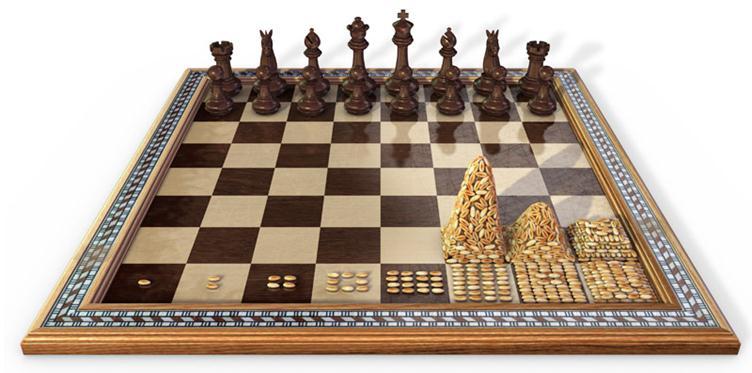 010513 1613 1 Шахматная доска императора