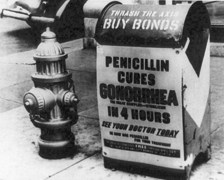 Пенициллин фото