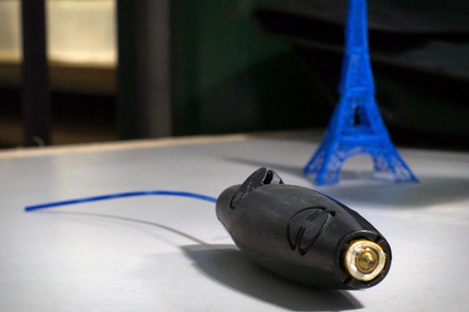 3d pen 6 Первая в мире 3D ручка, при помощи которой можно рисовать скульптуры