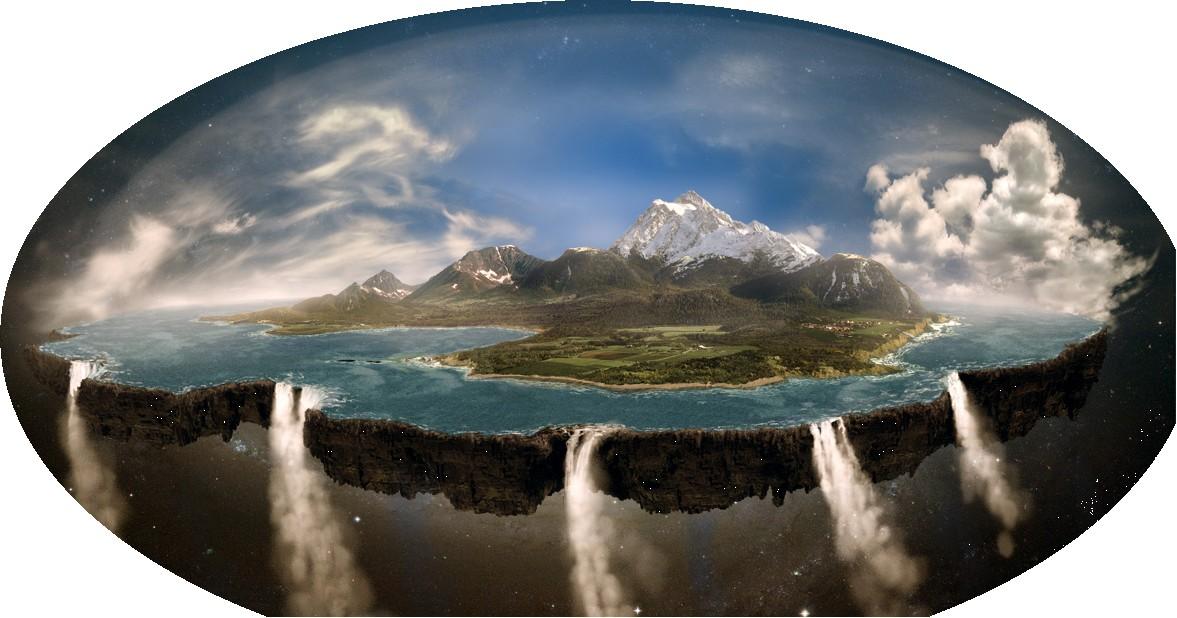 flat earth Земля плоская или полая? Часть I