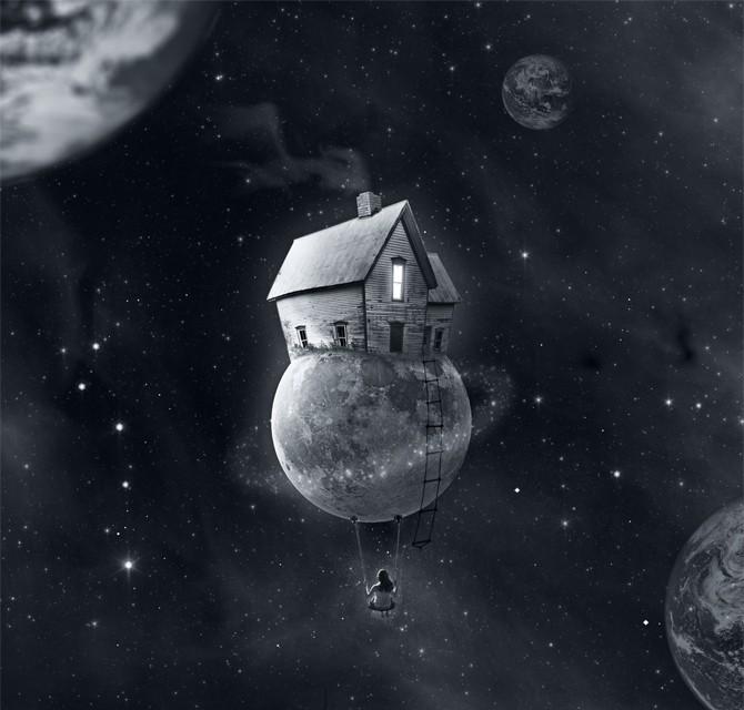 my Little Moon Земля плоская или полая? Часть I