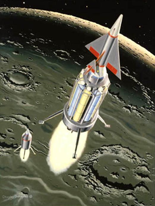 051913 1602 5 История зарождения мысли о полете человека в космос. Часть III