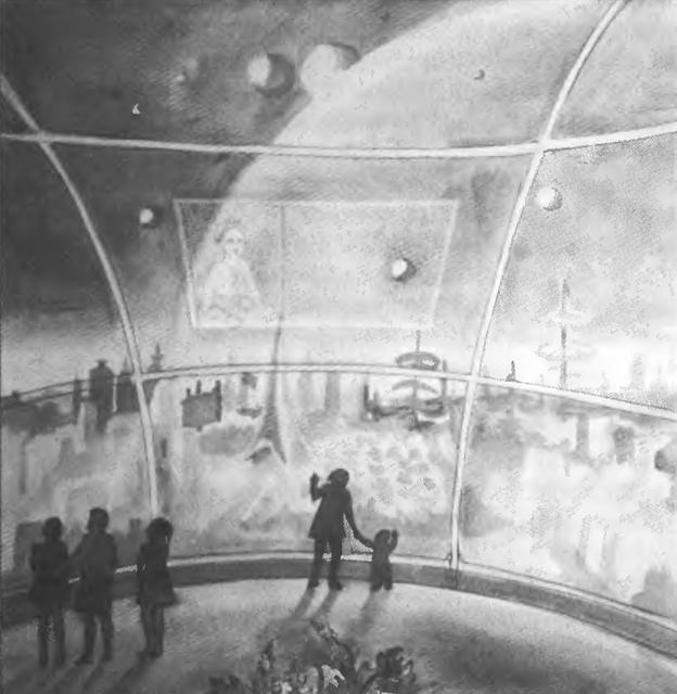 062913 1210 11 Контакт третьей степени: пришельцы и НЛО в научно фантастических произведениях. Часть IV