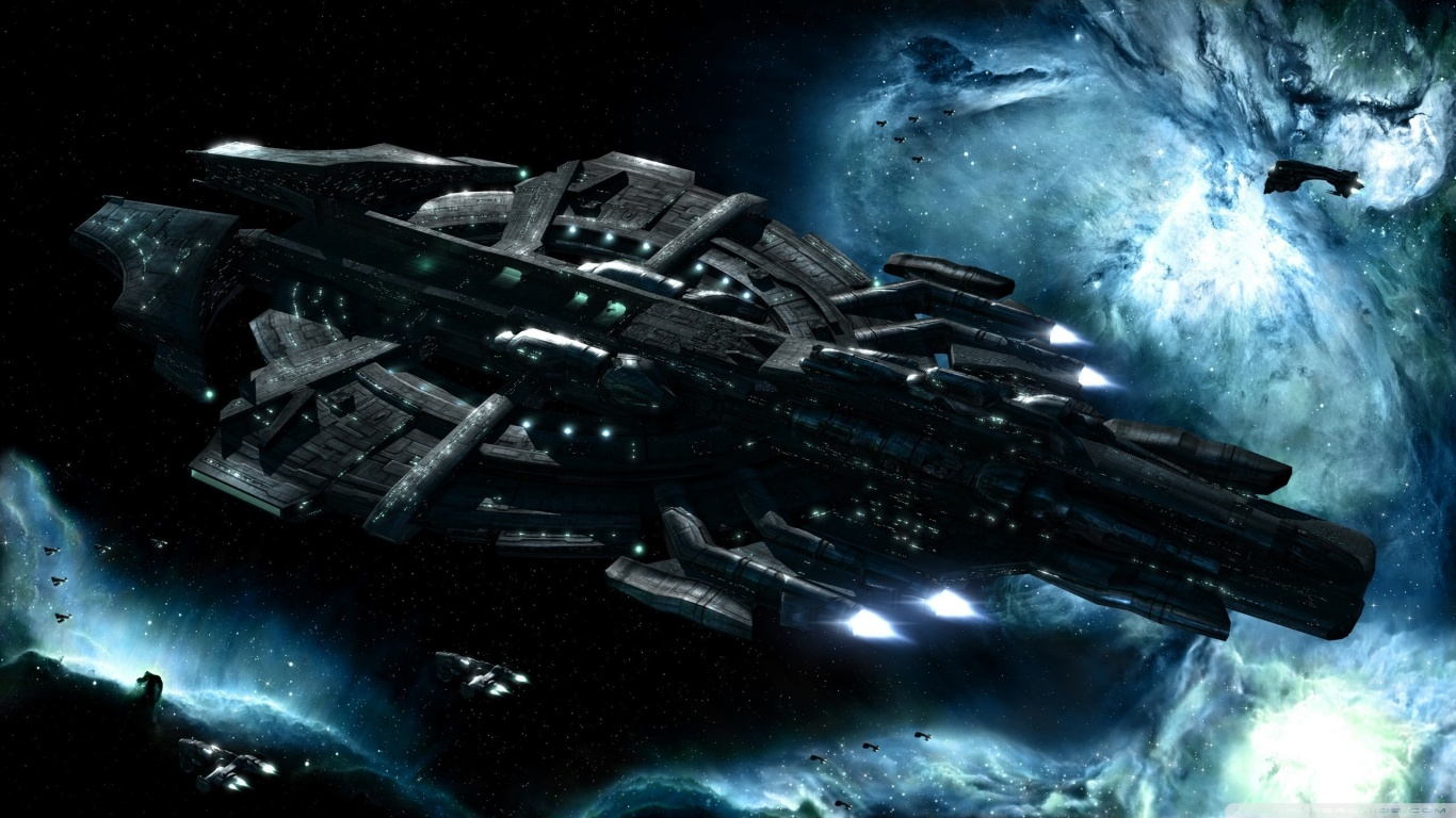 Space wallpaper 1366x768 1024x575 научная фантастика