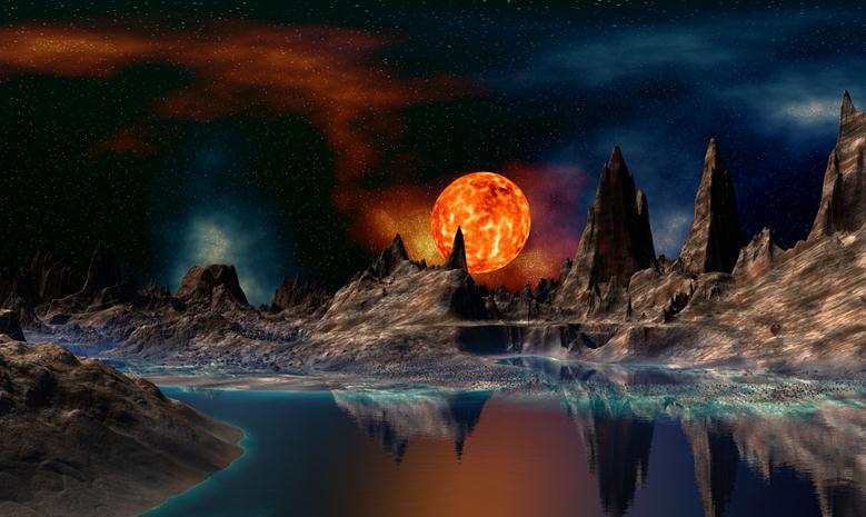 070713 2033 9 Фантастические произведения – главные популяризаторы идеи существования внеземной жизни. Часть II