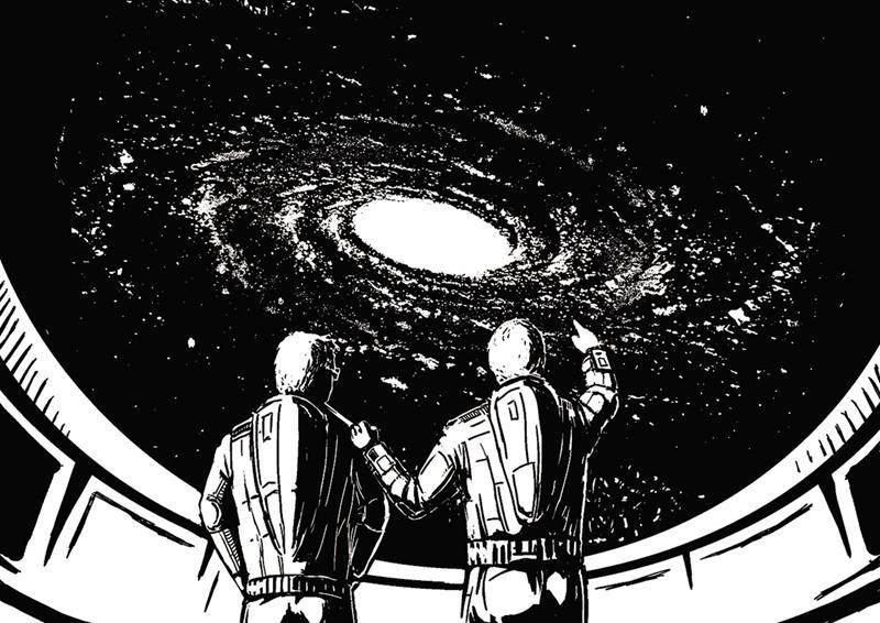 071013 1418 10 Фантастические произведения – главные популяризаторы идеи существования внеземной жизни. Часть V