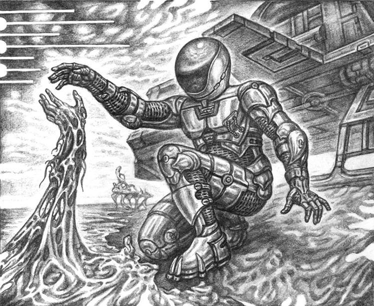 071013 1418 13 Фантастические произведения – главные популяризаторы идеи существования внеземной жизни. Часть VI