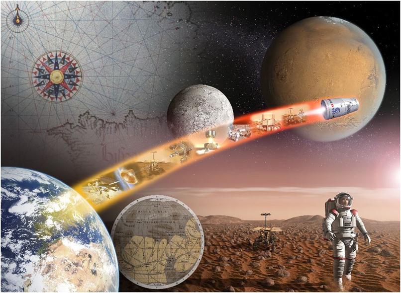 071013 1418 19 Фантастические произведения как зеркало открытий в космологии. Часть I