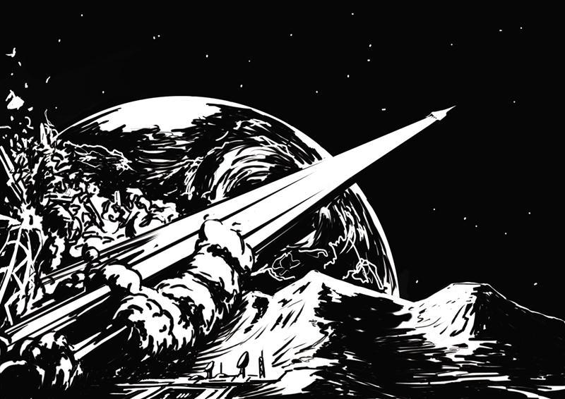 071013 1418 8 Фантастические произведения – главные популяризаторы идеи существования внеземной жизни. Часть IV